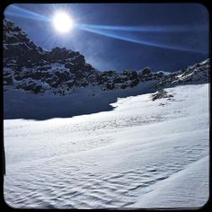Great conditiins for ending the ski season. #soultravels #outdoorgirl #adventuregirl #mindful