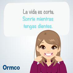 ¡Una sonrisa siempre mejora todo!