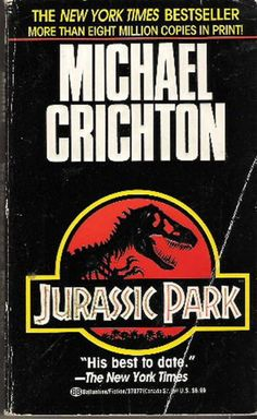A great author--Michael Crichton. All of his novels are great reads--except Pirate Latitudes--which he did NOT write