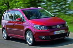 Volkswagen Touran. Первое знакомство