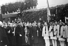 (C) Mourning the Ancient Right Wing, St Michael, Ww2, 1950, Iron, Country, Concert, Romania, Jesus Christ