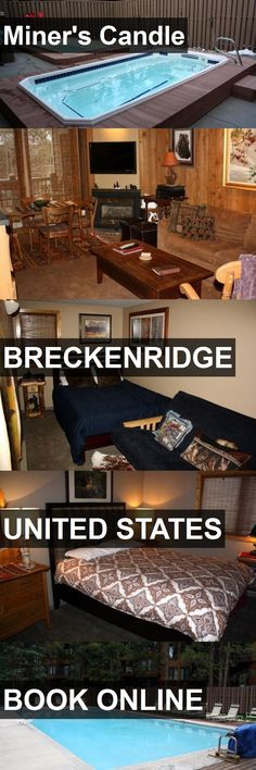 Hotel Miner's Candle in Breckenridge, United States. For more information, photos, reviews and best prices please follow the link. #UnitedStates #Breckenridge #Miner'sCandle #hotel #travel #vacation