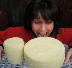 Here is my step-by-step tutorial and recipe for how to make Gouda cheese. I raise goats and have been making cheese for a long time. I also teach a fun online cheesemaking workshop where people learn  (Cheese Making Farm)