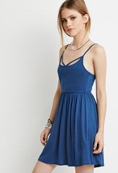 Forever 21 is the authority on fashion & the go-to retailer for the latest trends, styles & the hottest deals. Shop dresses, tops, tees, leggings & more! Fashion Models, Girl Fashion, Fashion Outfits, Casual Dresses, Girls Dresses, Girls In Mini Skirts, Babydoll Dress, Forever 21 Dresses, Clothes For Women