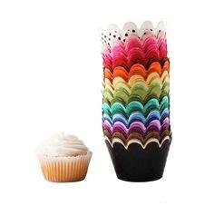 Mini Cupcake Wrappers