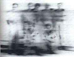Gerhard Richter, Matrosen (Sailors) 1966, 150 cm x 200 cm, Oil on canvas