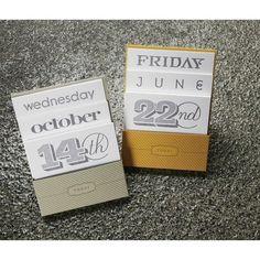 Perpetual Desk Calendar.