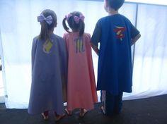 super hero capes