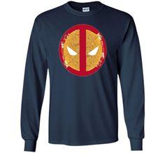Marvel Deadpool Taco Icon Graphic T-Shirt