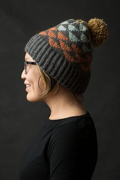 Ravelry: Triangle Hat One pattern by Eunny Jang