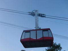 Cable car, Çamyuva