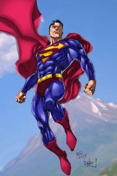 Superman by Ivan Reis by ernestj23 ®... #{T.R.L.}