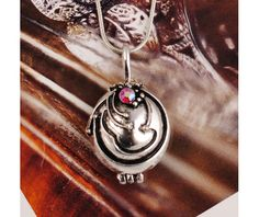 Vampire Diaries Elena Silver Crystal Vervain Neckalace-Necklaces