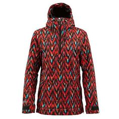 Check out the Burton Cora Pullover Jacket  MUST HAVE!!!