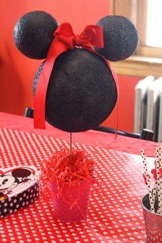 Mickey and Minnie Mo