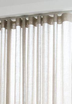 De populariteit van de wave-plooi - Caspar Dekkers Interieurs Lounge Curtains, Luxury Curtains, Curtains With Blinds, Window Coverings, Window Treatments, Modern Windows, Curtain Styles, Kitchen Lighting, Drapery