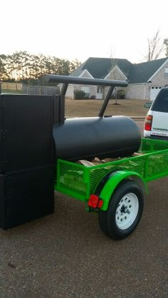 TS -250 Reverse Flow smoker with insulated firebox and insulated warming tower. #bbq #topshot #smoker