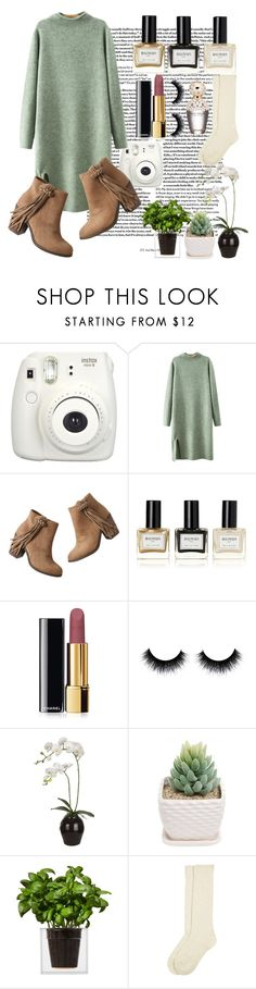 """""""Untitled #427"""" by xxmariana-garciaxx ❤ liked on Polyvore featuring Chicnova Fashion, maurices, Balmain, Chanel, Sia, Boskke, Monsoon and Marc Jacobs"""