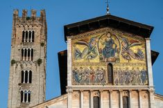 Lucca - Basilica di San Frediano | REGIONE TOSCANA Lucca, Homeland, Notre Dame, San, Building, Travel, Temples, Italy, Viajes