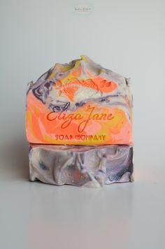 Sweet Orange Soap Bar by Eliza Jane Soap Company - Fall 2014