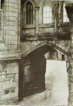 killing time | screengeniuz:   scottishtourist:   Stirling Castle ghost
