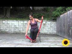 Stronger Seniors Strength - Senior Exercise Aerobic Video, Elderly Exercise, Chair Exercise - YouTube