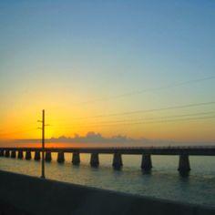 7 mile bridge...