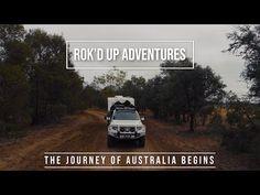 Caravanning Australia with a dog // Offroad Caravan // TRAILER // Rok'd Up Adventures Caravan Hacks, Vw Amarok, Best Youtubers, Caravans, Australia Travel, Werewolf, Live Life, Offroad, Adventure Travel