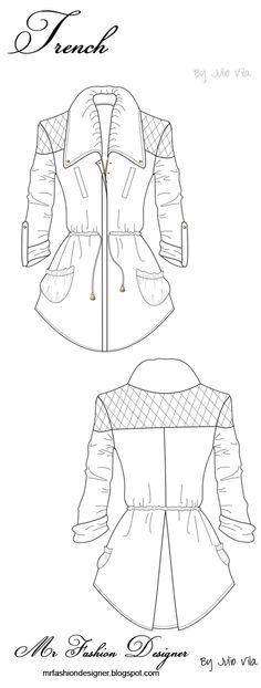 Mr. Fashion Designer: Portfolio