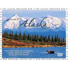Greetings from Alaska postcard alaska postcards - Bing Images