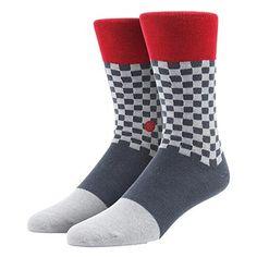 Stance Liverpool Men's Socks in Grey