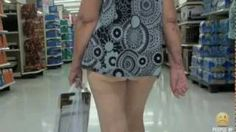 People Of Walmart (Sexy And I Know It - LMFAO), via YouTube.