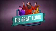 The story of Noah's Ark and the great flood Kids Bible lesson: This lesson presents the amazing Biblical account of Noah, the ark, God's judgement and ultimately God's love for mankind. This fantastic Noah's ark kids Bible story includes Q&A, memory verse and much more. Its all you need to explore this kids Bible story from book of Genesis with your Sunday School class.