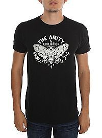 HOTTOPIC.COM - The Amity Affliction Death's Hand T-Shirt
