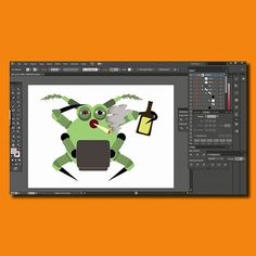 #goodmorning !! #workinprogress #acf #art #drawing #illustration #artwork #design #doodle #project #color #inspiration #character #characterdesign #digital #monster #graphic #characters #insect #nature #bug #animal #green #insecto #instagood #instaart #illustrator #cute #cool