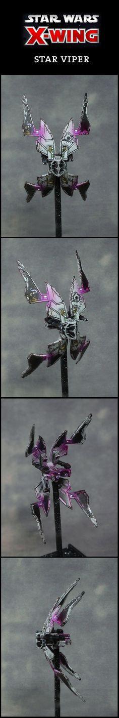 X-Wing Miniatures Star Viper