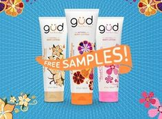 FREE Sample of güd from Burt's Bees [Facebook Offer]