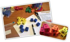Place Value Cubes: Make Your Own!