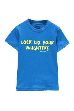 Lock Up Your Daughters Tee