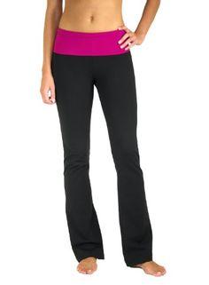 Rio Flared Leg Foldover Pant - women's fashion / apparel / clothing