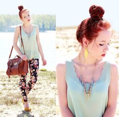 ALMOST LOVE <3 (by Wioletta Mary Kate) http://lookbook.nu/look/3397009-ALMOST-LOVE-3
