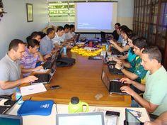 Encontro da Comissão Organizadora do Encontro Internacional de Jovens Maristas, Rio 2013