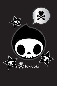 #tokidoki Who said Halloween was over?