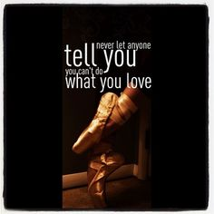 so true.people dont really know how good you are until they see the real you in what u love doing most