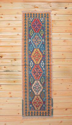 Turkish Rug Runner Boho Rug 2.55 x 8.89 ft Turkish Kilim Runner Rug Kilim Rug Area Rug Kitchen Runner Bohemian Decor Kilim Ottoman Wool Rug by Rugsnrunners on Etsy