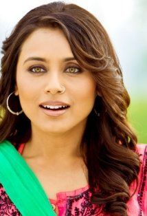 Rani Mukherjee -love the color & curls