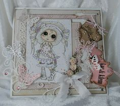 Besties card by Lisbeth