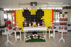 Bela Arte Festas - Galeria de Fotos - Mickey