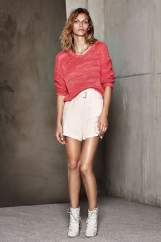 Knitwear colours Iro Spring 2015 Ready-to-Wear - Collection - Gallery - Style.com