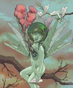 Chiara Bautista  El surrealismo pop hecho poema  chiara_bautista_08